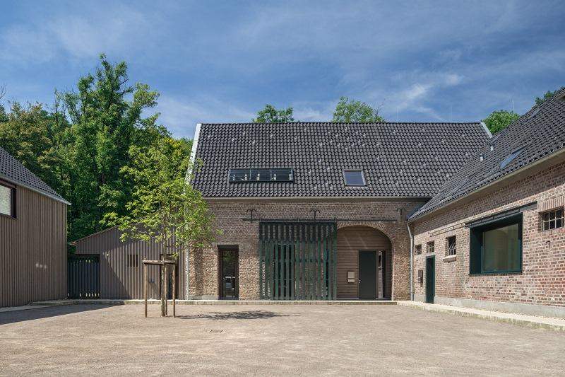 Feldhof in Bachem - ehemalige Scheune