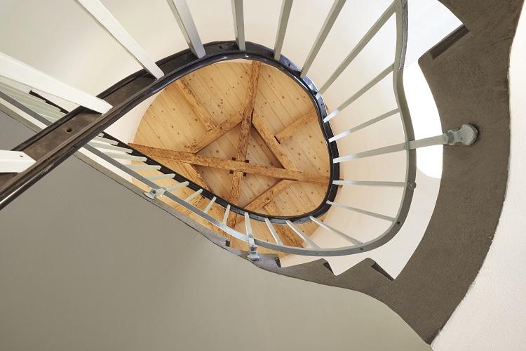 Treppenhaus-Detail