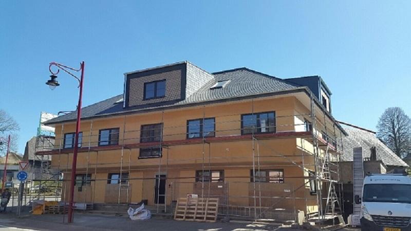 Der Umbau des ehemaligen Möbelhauses