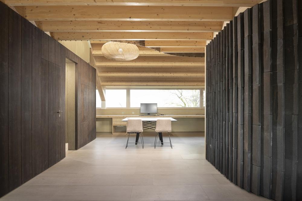 Architekturbüro im Dachgeschoss