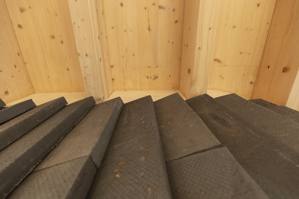 Holzverkleidung Innenraum Büro