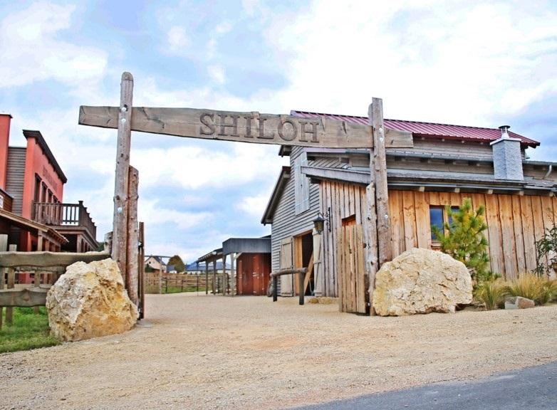 Eingangsbereich Shiloh