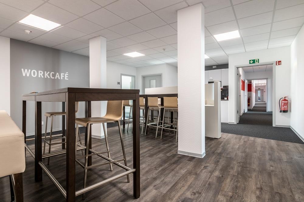 Workcafé für kleinere Besprechungen